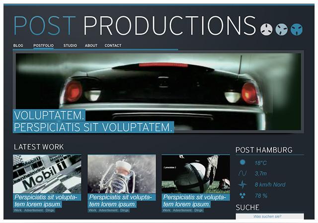 Postproductions